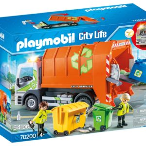 afval recycle truck