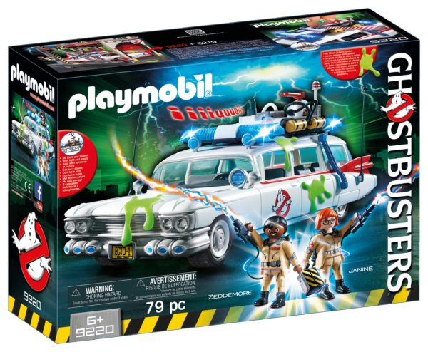ghost busters ECTO-1
