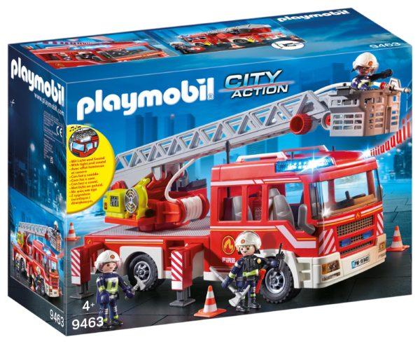brandweer ladderwagen
