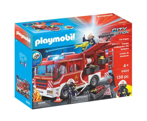 brandweer pompwagen