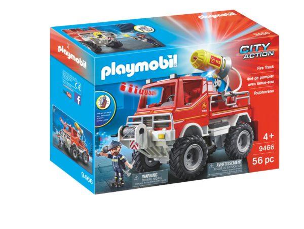 brandweer terreinwagen